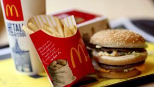 Zestaw BigMac z McDonlads