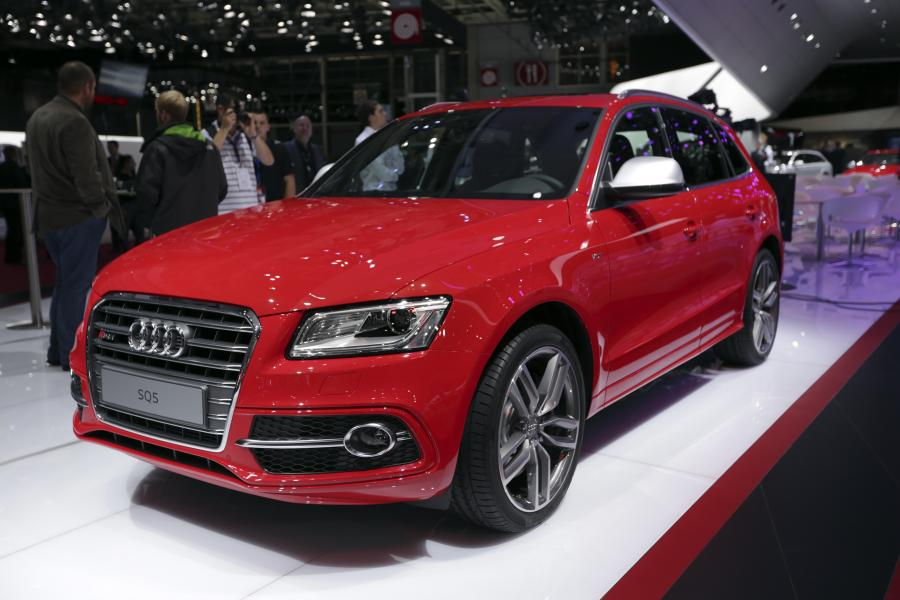 Audi - model SQ5
