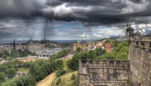 Szkocja, Edynburg