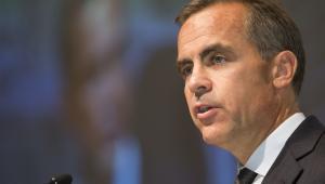 Mark Carney, nowy szef Bank of England