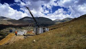 Kopalnia firmy Newtmont w Chile