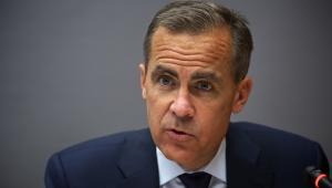 Mark Carney - były gubernator Bank of Canada i nowy gubernator Bank of England