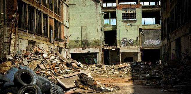Detroit, fot. Atomazul / Shutterstock.com