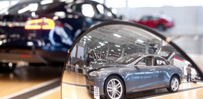 Model S sedan, Telsa Motor Inc.