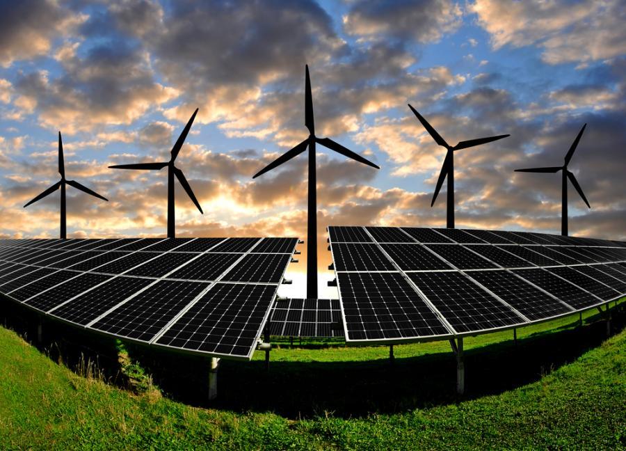 panele solarne, słoneczne, fotowoltaika