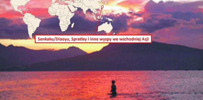 5. Senkaku Diaoyu, Spratley