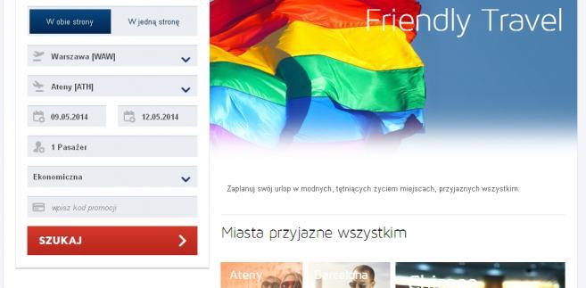 Strona z gejami na stronie uk