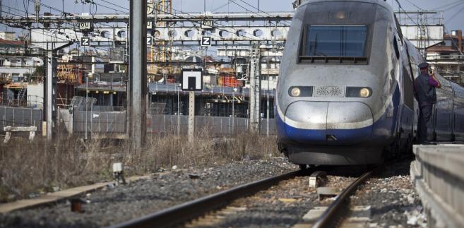 Francuskie pociągi