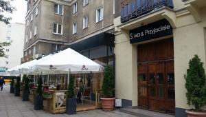 Restauracja Sowa i Przyjaciele na warszawskim Dolnym Mokotowie