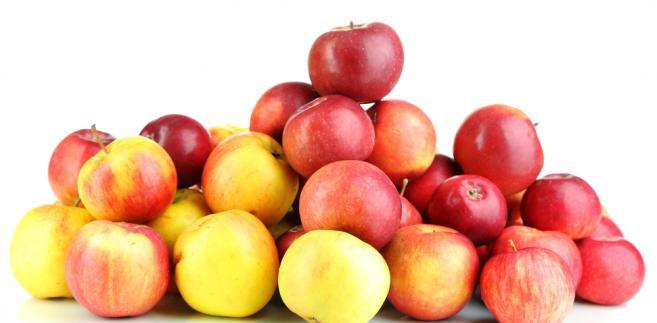 jabłka-owoce