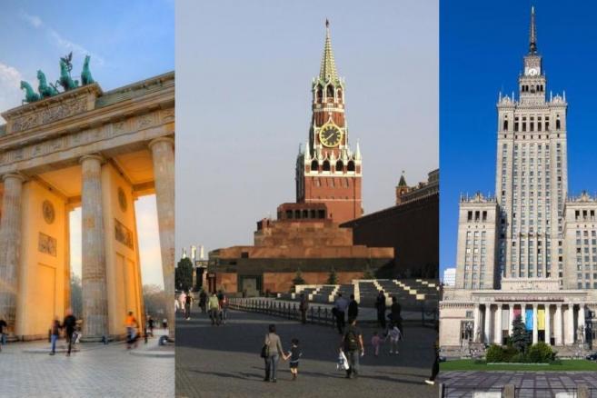 Berlin-Moskwa-Warszawa