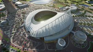 The Khalifa International Stadium,