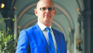 Maciej Orzechowski największe nadzieje wiąże z projektami, w które uda się zaangażować firmy z sektora finansowego, fot. Wojtek Górski