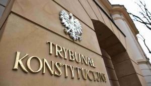Siedziba Trybunału Konstytucyjnego, 28 bm. Prezydent Andrzej Duda podpisał, 28 bm. nowelizację ustawy o Trybunale Konstytucyjnym, którą we wtorek, 22 bm. uchwalił Sejm. (cat) PAP/Rafał Guz