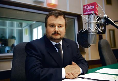 Marek Niechciał, prezes Urzędu Ochrony Konkurencji i Konsumentów wojtek górski