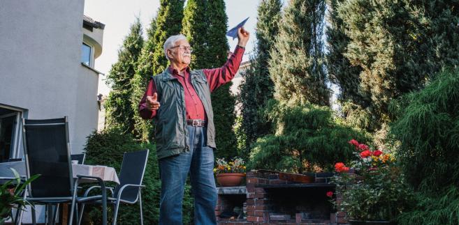 Jan Pietrzak, fot. Maksymilian Rigamonti