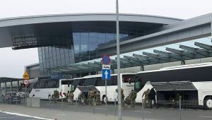Transport z lotniska w Poznaniu do baz w zachodniej Polsce