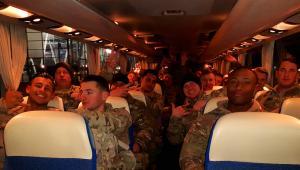 US Army w Polsce. Nastroje dopisują