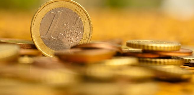 euro, pieniądze, monety