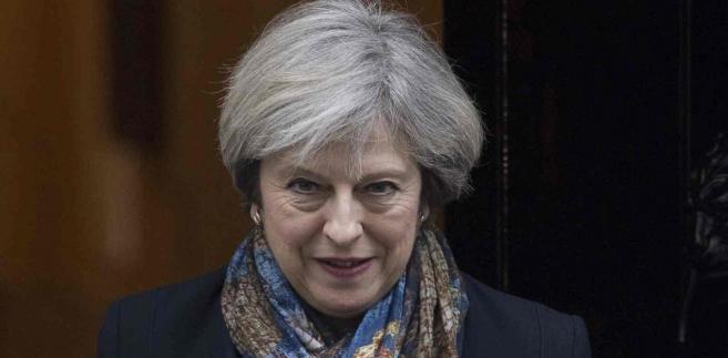 Theresa May EPA WILL OLIVER