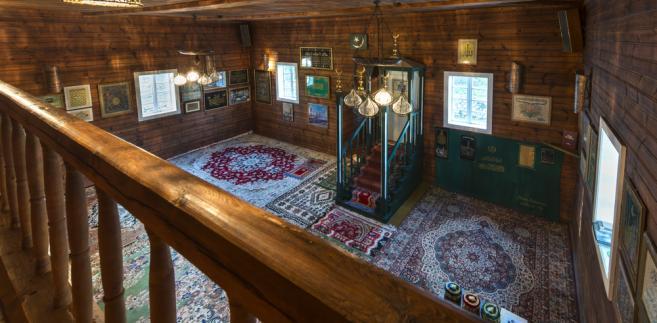 meczet, Tatarzy, Podlasie
