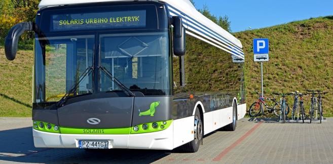 Elektryczny autobus Solaris