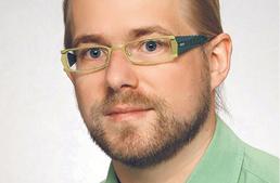 Wojciech Włoch, dr nauk humanistycznych, filozof prawa, UMK Toruń