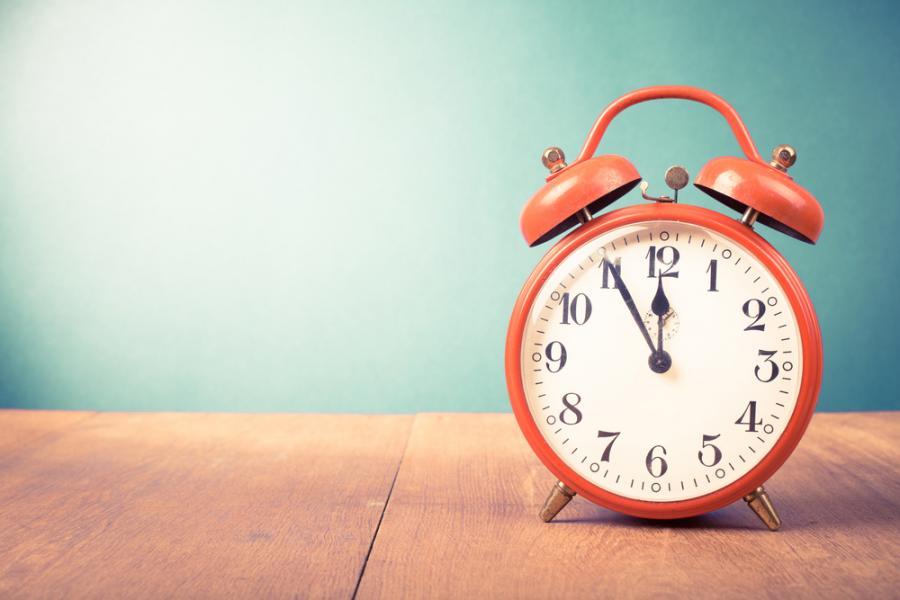 zegar, czas, zmiana czasu