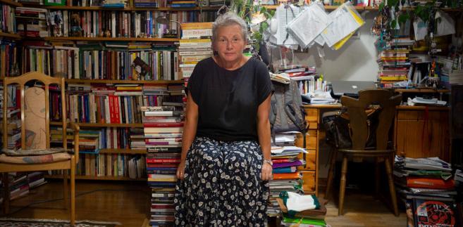 Monika Płatek fot. Maksymilian Rigamonti
