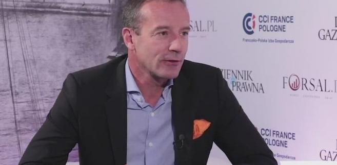Jean François Fallacher, prezes Orange w Polsce