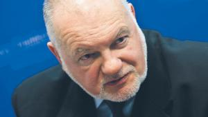 Andrzej Jacyna, prezes NFZ fot. Wojtek Górski