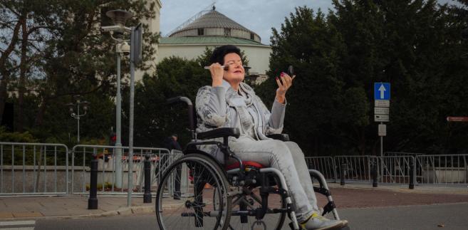 Joanna Senyszyn Fot. Maksymilian Rigamonti