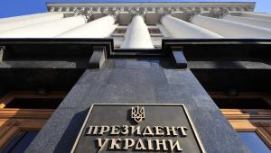 Siedziba prezydenta Ukrainy, Kijów.
