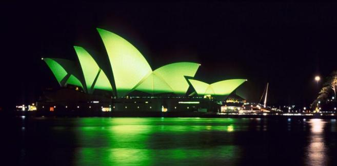 Australia, Opera w Sydney.