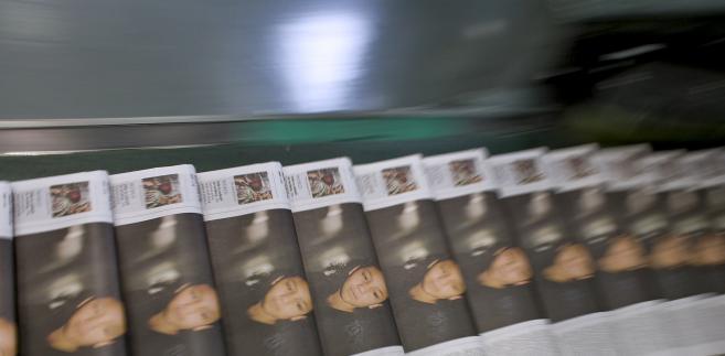 Drukowanie gazety