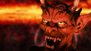 Demon, diabeł