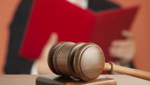Sędzia, prawo